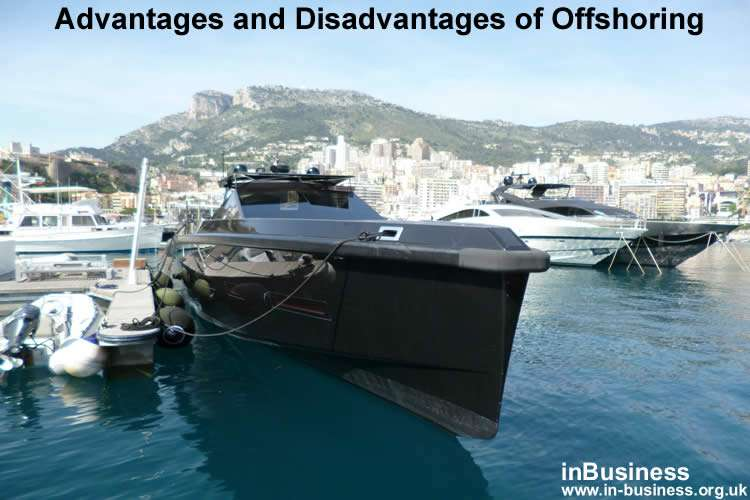 Advantages and Disadvantages of Offshoring - Offshoring Pros and Cons